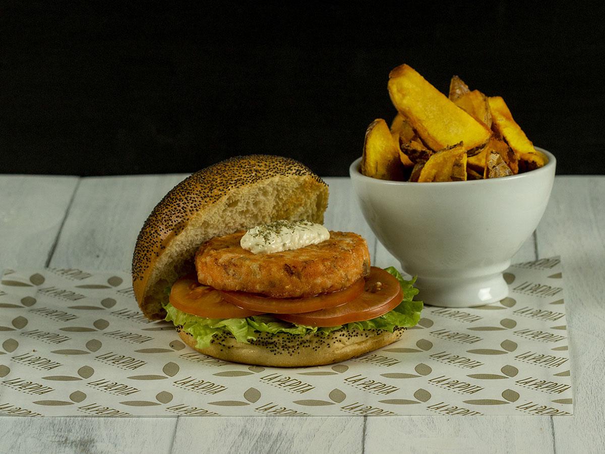 Restaurantes de hamburguesas gourmet | La Pepita Burger Bar