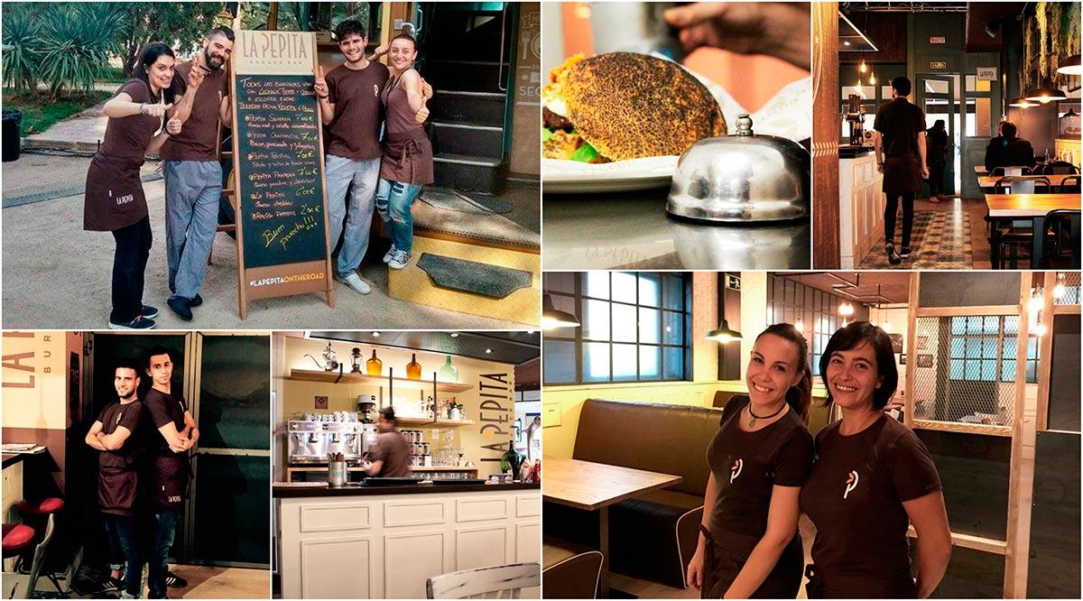 Únete a nuestro equipo | La Pepita Burger Bar