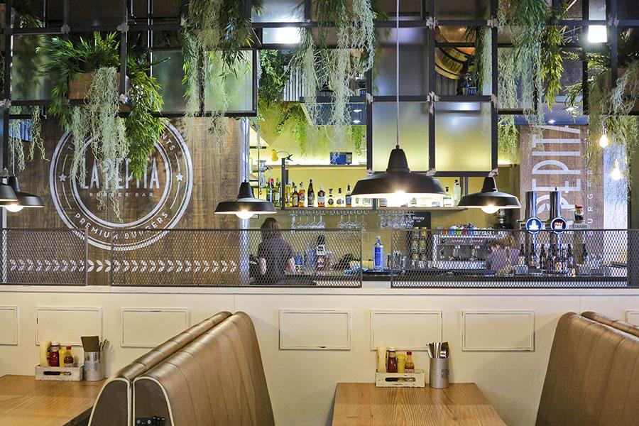 Restaurante de hamburguesas gourmet en Pontevedra | La Pepita Burguer Bar