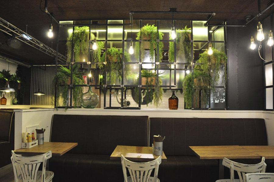 Restaurante de hamburguesas gourmet en Oviedo | La Pepita Burguer Bar