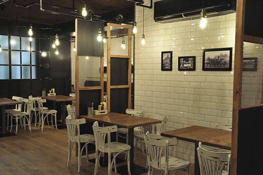 Restaurante de hamburguesas gourmet en Salamanca | La Pepita Burguer Bar