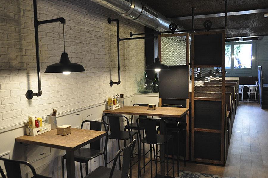 Restaurante de hamburguesas gourmet en Santander | La Pepita Burguer Bar