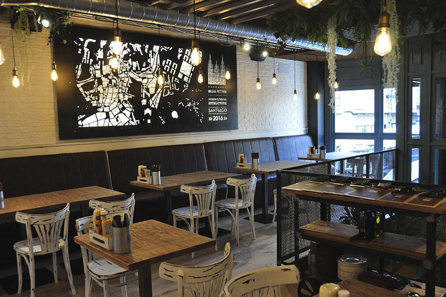 Restaurante de hamburguesas gourmet en Santiago de Compostela | La Pepita Burguer Bar
