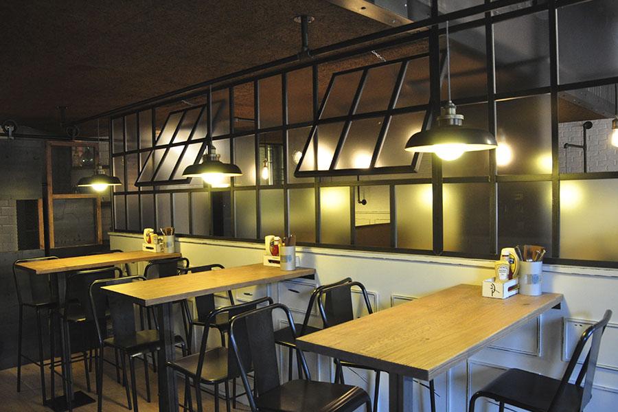 Restaurante de hamburguesas gourmet en Vilagarcia de Arousa | La Pepita Burguer Bar