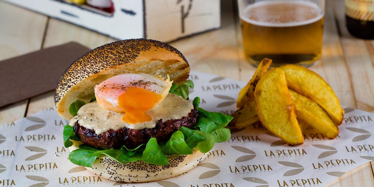 La Pepita Burger Bar - Restaurante de hamburguesas gourmet