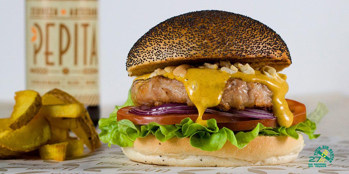Dia Nacional del Celiaco | La Pepita Burger Bar