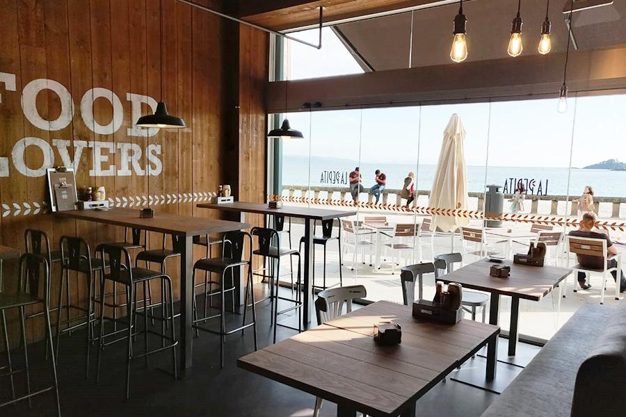 Restaurante de hamburguesas gourmet en Sanxenxo | La Pepita Burguer Bar