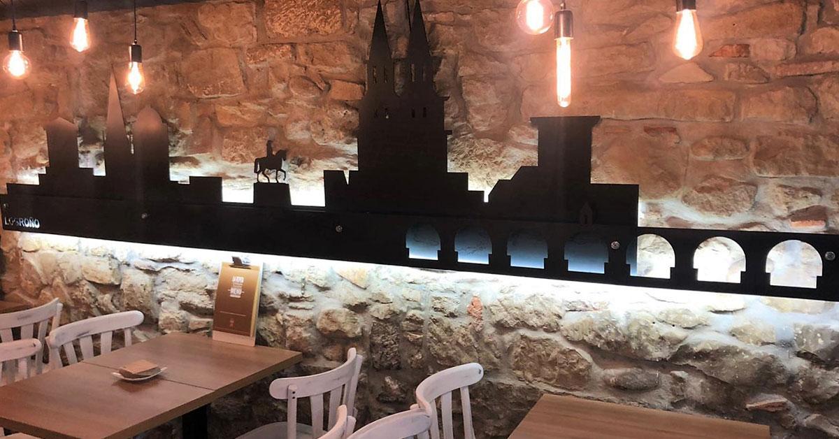 hamburguesa gourmet en Logroño