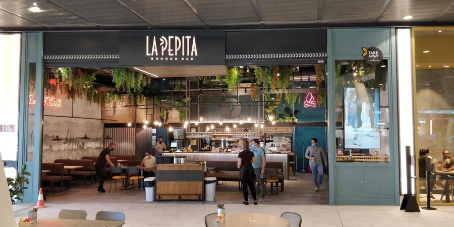 La Pepita Burger Bar Vialia Vigo
